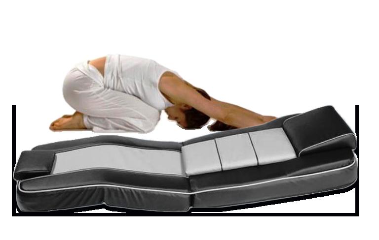 Massage-Liegematte